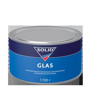 Изображение товара Шпатлёвка SOLID GLAS 1,7кг cо стекловолокном