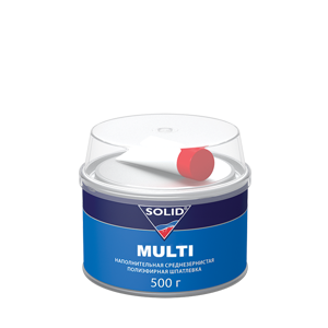 Изображение товара Шпатлёвка SOLID MULTI 0,5кг