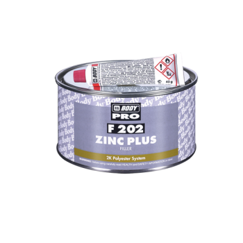 Изображение товара Шпатлёвка HB BODY PRO F202 Zinc Plus 1,8кг