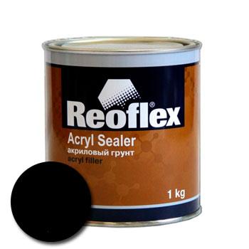 Изображение товара Грунт 1К акриловый Reoflex (Черный) 1кг