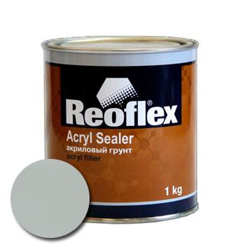 Изображение товара Грунт 1К акриловый Reoflex (Серый) 1кг