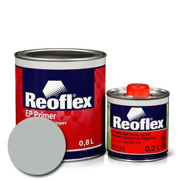 Изображение товара Грунт эпоксидный 2К Reoflex (Серый) Эпипраймер 0,8л