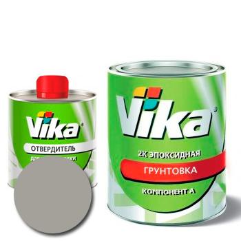 Изображение товара Грунт эпоксидный 2К Vika (Серый) 1,2л