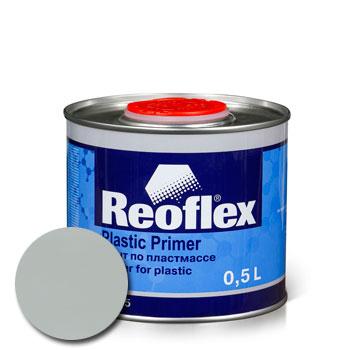 Изображение товара Грунт по пластику 1К REOFLEX 1К Серый (0,5л)