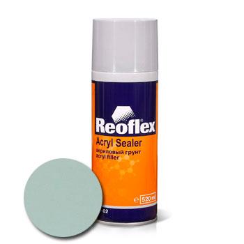Изображение товара Грунт-спрей Reoflex серый (520мл) акриловый 1К наполнитель