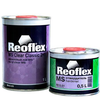 Изображение товара Лак REOFLEX Optim MS 2:1 акриловый (1л) с отвердителем