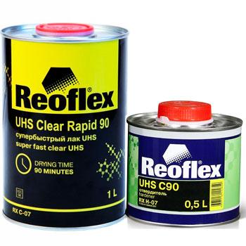 Изображение товара Лак REOFLEX UHS 2:1 акриловый (1л) с отвердителем