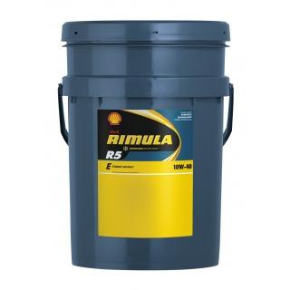 Изображение товара Масло моторное Shell Rimula R5 E 10W40 CI-4 п/син20 л.
