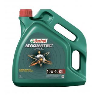 Изображение товара CASTROL Magnatec Diesel 10w40 В4 п/с, 4л