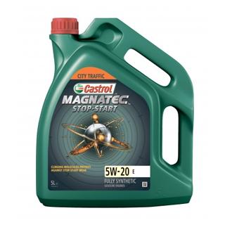 Изображение товара castrol-magnatec-stop-start--5w20--e4-sin--5l