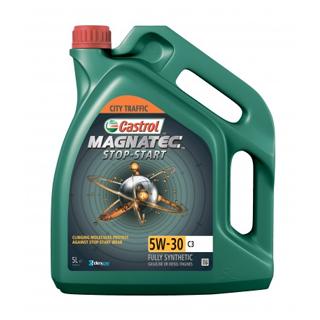Изображение товара CASTROL Magnatec Stop-Start  5w30  С3 син, 5л
