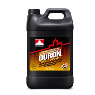 Изображение товара Масло мот. PETRO-CANADA Duron SAE 15W40 API CL-4, мин, 10 л.