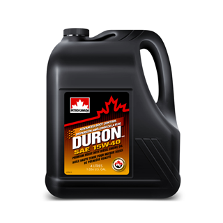 Изображение товара Масло мот. PETRO-CANADA Duron SAE 15W40 API CL-4, мин, 4 л.