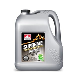 Изображение товара Масло мот. PETRO-CANADA Supreme Synthetic SAE 5W30,син, 4л.