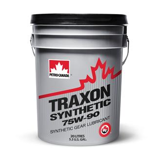 Изображение товара Масло транс. PETRO-CANADA Traxon SAE 75W90, син, 20 л.