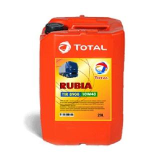 Изображение товара TOTAL Масло Rubia TIR 8900 10W40 п/с, 20л
