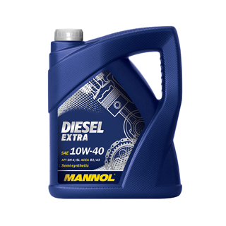 Изображение товара MANNOL DIESEL EXTRA 10W40 п/с.5л.