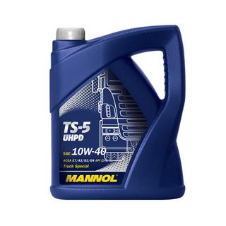 Изображение товара MANNOL UHPD/TS-5 SAE 10W40  п/с 5л