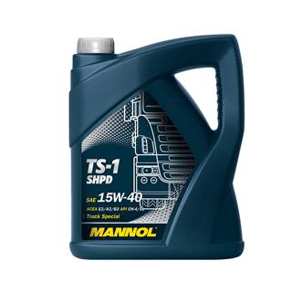 Изображение товара MANNOL SHPD/TS-1 SAE 15W40 мин 5л