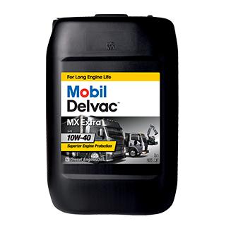 Изображение товара Масло мот. MOBIL DELVAC MX EXTRA SAE 10W40, п/с, 20л.