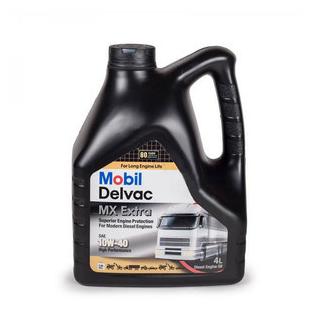 Изображение товара Масло мот. MOBIL DELVAC MX EXTRA SAE 10W40, п/с, 4л.