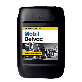 Изображение товара Масло мот. MOBIL DELVAC MX SAE 15W40, мин, 20л.