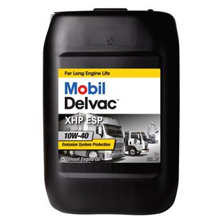 Изображение товара Масло мот. MOBIL DELVAC XHP EXTRA SAE 10W40, синт. 20л.