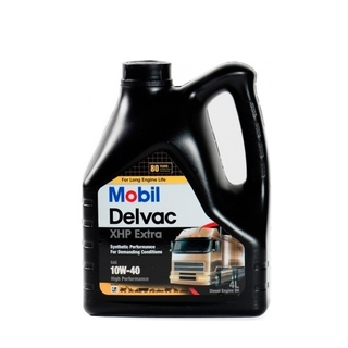 Изображение товара Масло мот. MOBIL DELVAC XHP EXTRA SAE 10W40, синт. 4л.