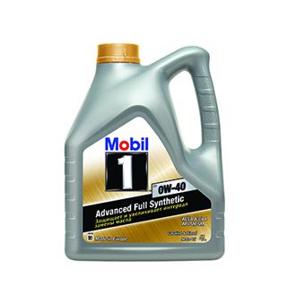 Изображение товара Масло MOBIL 1 0W40 син, 4л