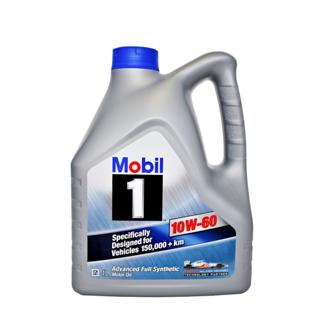 Изображение товара Масло MOBIL 1 10W60 син, 4л