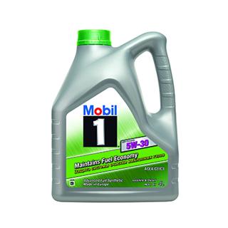 Изображение товара Масло MOBIL 1 ESP Formula  5W30 син, 4л