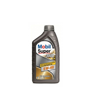 Изображение товара Масло MOBIL SUPER 3000 Х1 DIESEL 5w-40 син, 1л