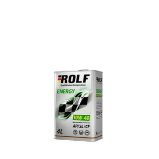 Изображение товара ROLF Energy SAE 10W40, API SL/CF (п/с), 1л