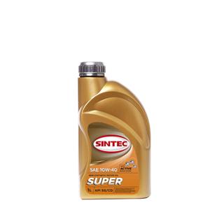 Изображение товара Масло моторное SINTEC/SINTOIL Супер 10w-40 п/с 1л