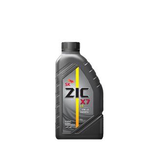 Изображение товара Масло моторное ZIC X7 LS 10W-40 син. 1л
