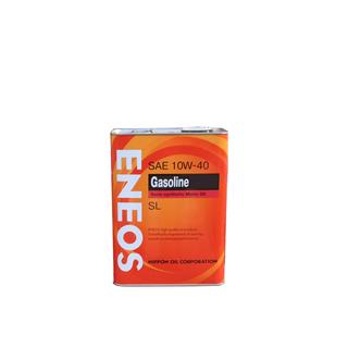 Изображение товара Масло моторное ENEOS Super Gasoline 10w-40 п/с 1л
