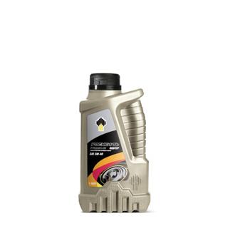 Изображение товара Масло моторное Роснефть Премиум SAE 5W40 SM/CF, синтетическое, 1л.