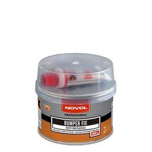 Изображение товара Шпатлевка Novol Bumper Fix д/пластика 0,5кг