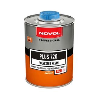 Изображение товара Смола полиэфирная Novol PLUS 720 1кг и отв.50гр
