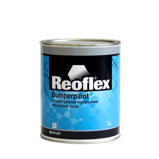 Изображение товара Краска для бамперов REOFLEX черная / структурное покрытие