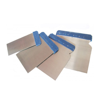 Изображение товара Шпатели металл. (набор 4шт) TOR НЕРЖ (50, 80, 100, 120мм)