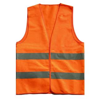 Изображение товара Сигнальный жилет для водителя светоотражающий XXL