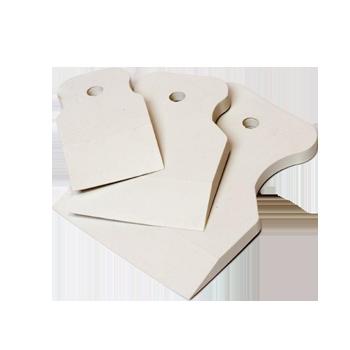 Изображение товара Набор шпателей резиновых белых TOR