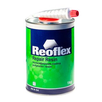 Изображение товара Полиэфирная смола Reoflex 2К (1кг) для ремонта пластиковых бамперов