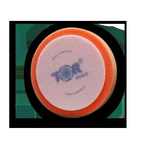 Изображение товара Диск полировальный TOR D150мм*30мм оранжевый на липучке универсальный