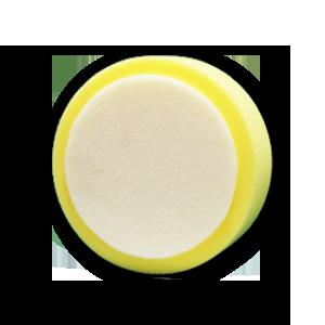 Изображение товара disk-polirovalniy-tor-d150mm*50mm-zhyoltiy-na-lipuchke-universalniy
