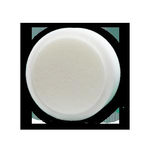 Изображение товара disk-polirovalniy-tor-d150mm*50mm-beliy-na-lipuchke-zhyostkiy