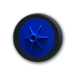 Изображение товара Диск полировальный TOR D150мм*50мм чёрный на подошве