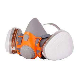 Изображение товара Полумаска JETA PRO с двойным фильтром для защиты от пыли (6500)