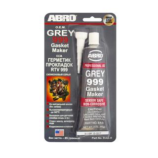 Изображение товара germetik-prokladka-abro-seriy-85g-oem-grey-999